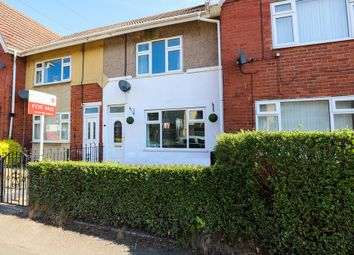 Thumbnail 2 bed terraced house for sale in Outgang Lane, Dinnington, Sheffield
