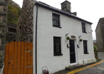 Thumbnail 2 bedroom cottage for sale in Tanyrallt Cottage, Water Street, Barmouth