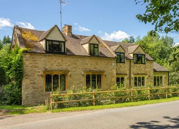Thumbnail 4 bed cottage for sale in Adlestrop, Moreton-In-Marsh, Gloucestershire