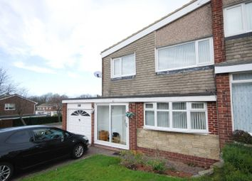 Thumbnail 3 bed semi-detached house to rent in Glenluce, Birtley, Chester Le Street