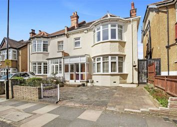 Thumbnail 4 bed semi-detached house for sale in Tannsfeld Road, London