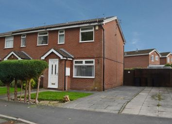 Thumbnail 2 bed end terrace house for sale in James Square, Standish, Wigan