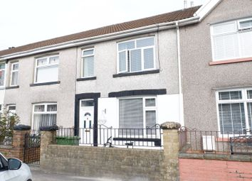Thumbnail 3 bed terraced house for sale in Commercial Street, Beddau, Pontypridd