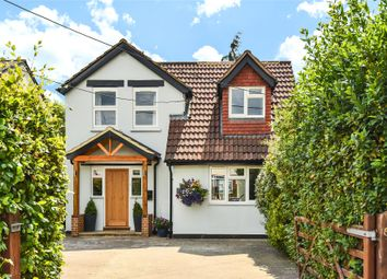 Thumbnail 4 bed detached house for sale in Hatch Ride, Crowthorne, Berkshire