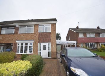 Thumbnail 3 bed semi-detached house for sale in Ogilvy Drive, Bottesford, Scunthorpe