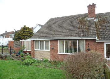Thumbnail 2 bed bungalow for sale in Attwood Crescent, Coventry