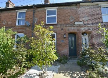 Thumbnail 3 bed terraced house for sale in Stockbridge Road, Winchester, Hampshire