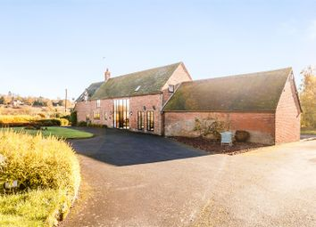Thumbnail 5 bed barn conversion for sale in Cryfield Grange Road, Kenilworth
