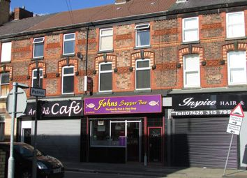 Thumbnail Restaurant/cafe for sale in Anfield Road, Anfield, Liverpool