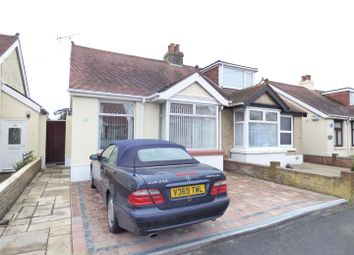 Thumbnail 2 bed semi-detached bungalow for sale in Eastcroft Road, Gosport