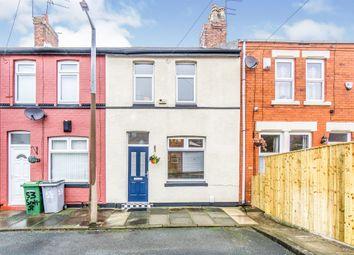 Thumbnail 2 bedroom terraced house for sale in Scott Street, Wallasey