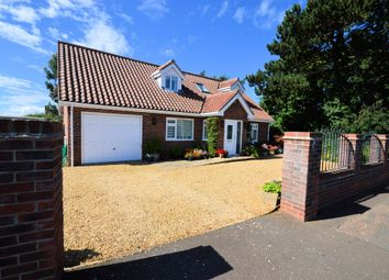 Thumbnail 3 bed detached bungalow for sale in Sandringham Road, Hunstanton