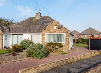 Thumbnail 4 bedroom semi-detached bungalow for sale in Thorne Close, Pudsey