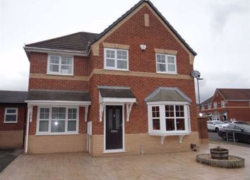 Thumbnail 5 bed detached house for sale in Peregrine Drive, Leigh, Lancashire