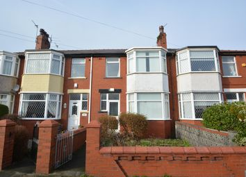 Thumbnail 3 bed terraced house for sale in Goldsboro Avenue, Blackpool