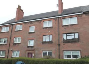 Thumbnail 3 bed flat to rent in Ferguson Street, Johnstone