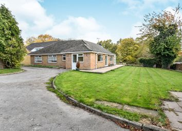 Thumbnail 3 bed detached bungalow for sale in Gordon Road, Swanwick, Alfreton