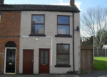 Thumbnail 3 bedroom end terrace house to rent in Welles Street, Sandbach, Cheshire