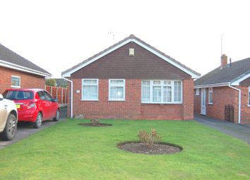 Thumbnail 3 bed detached bungalow for sale in Old Barn Close, Gnosall, Stafford
