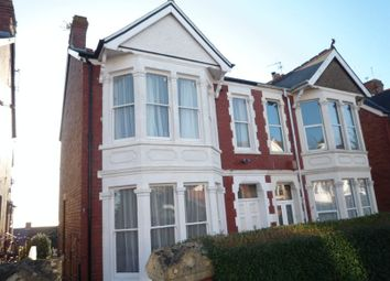 Thumbnail 3 bedroom semi-detached house for sale in Somerset Road, Barry