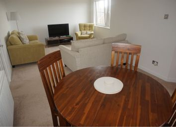 Thumbnail 2 bed flat to rent in Montrose Court, Motherwell