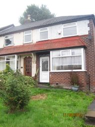 Thumbnail 2 bedroom end terrace house to rent in Brindley Avenue, Manchester, Blackley