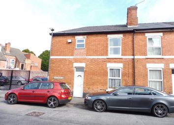 Thumbnail 2 bed end terrace house for sale in Whiston Street, Derby