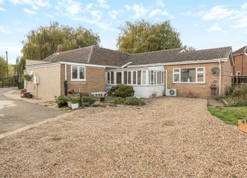 Thumbnail 4 bed detached bungalow for sale in Cranesgate North, Whaplode St. Catherines, Spalding