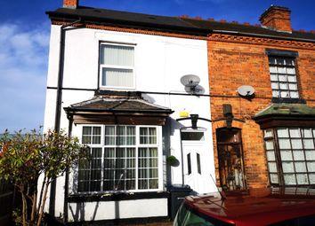 Thumbnail 2 bed property to rent in Albert Road, Stechford, Birmingham