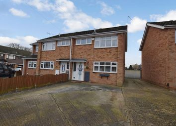 Thumbnail 3 bed semi-detached house to rent in Redlie Close, Stanford-Le-Hope