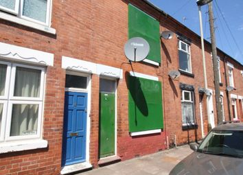 Thumbnail 3 bed terraced house for sale in Browning Street, Leicester