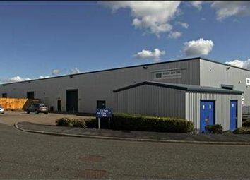 Thumbnail Light industrial to let in Wardpark Road, Cumbernauld