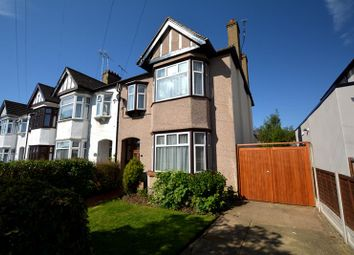 Thumbnail 3 bed property to rent in Marlborough Road, Southend-On-Sea