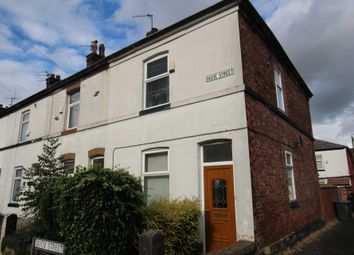 Thumbnail 2 bed terraced house for sale in Ducie Street, Whitefield, Manchester