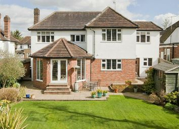 Thumbnail 5 bed detached house for sale in Bourne End Road, Northwood, Middlesex