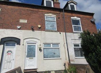Thumbnail 3 bed terraced house to rent in Wiggin Street, Edgbaston, Birmingham