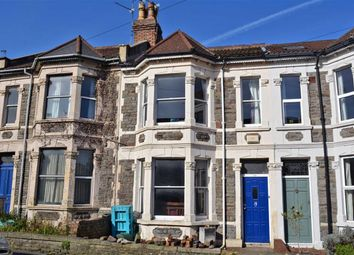 Thumbnail 3 bed terraced house for sale in Kennington Avenue, Bishopston, Bristol