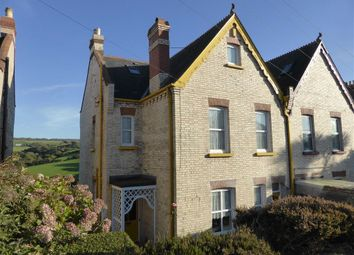 Thumbnail 6 bedroom semi-detached house for sale in Chambercombe Park Road, Ilfracombe