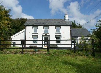 Thumbnail 4 bed detached house for sale in Croeslan, Llandysul