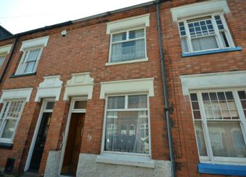 Thumbnail 2 bed terraced house for sale in Cecilia Road, Leicester