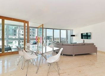 Thumbnail 2 bed flat for sale in The Tower, St George Wharf, Vauxhall