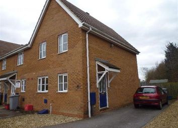 Thumbnail 3 bed semi-detached house to rent in Merrivale Close, Kettering, Northamptonshire