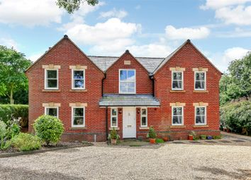 Thumbnail 4 bed detached house for sale in Stamford Road, South Luffenham, Rutland