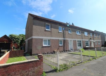 Thumbnail 3 bedroom flat to rent in Abernethyn Road, Wishaw, North Lanarkshire