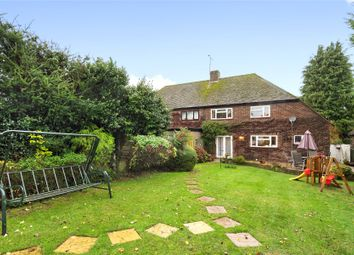 Thumbnail 3 bed semi-detached house for sale in Kilnfield Cottages, Hollybush Lane, Orpington