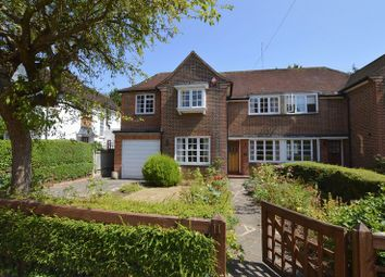 Thumbnail 4 bed semi-detached house for sale in Hallam Gardens, Hatch End, Pinner