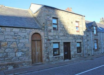 Thumbnail 2 bed terraced house for sale in Main Street, Buckpool, Buckie, Moray