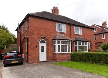 Thumbnail 3 bed property to rent in Burton Avenue, York