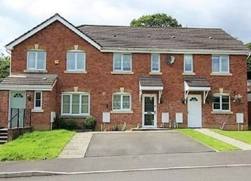 Thumbnail 2 bed terraced house for sale in Cwrt Pant Yr Awel, Lewistown, Bridgend.