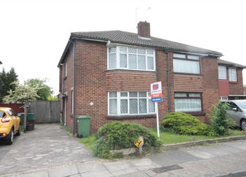 Thumbnail 2 bed semi-detached house to rent in Rudland Road, Bexleyheath